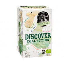 Discover Collection Tee bio-zertifiziert (Box à 16 Stk.)