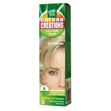 Colour Creations sehr helles blond 9