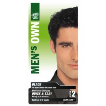 Henna Plus MENS`S OWN Schwarz