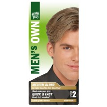Henna Plus MENS`S OWN Mittel-Blond